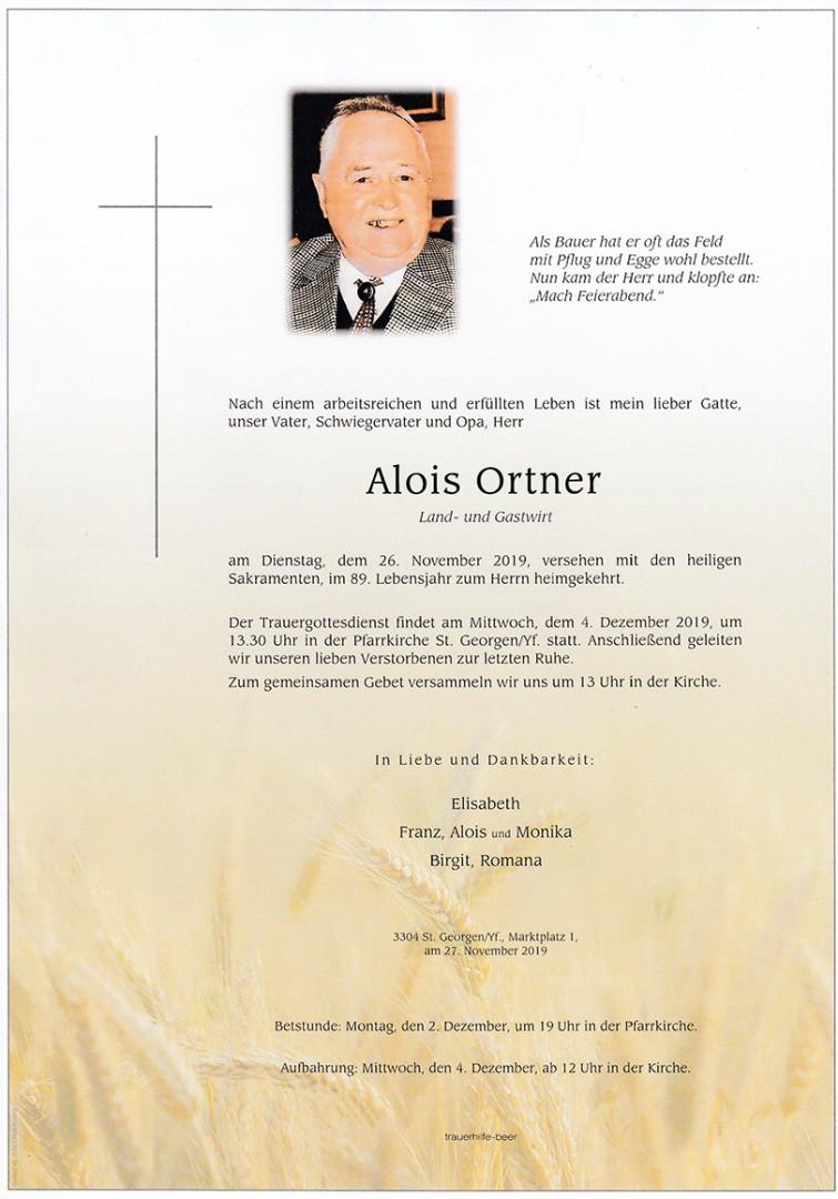 Parte Alois Ortner