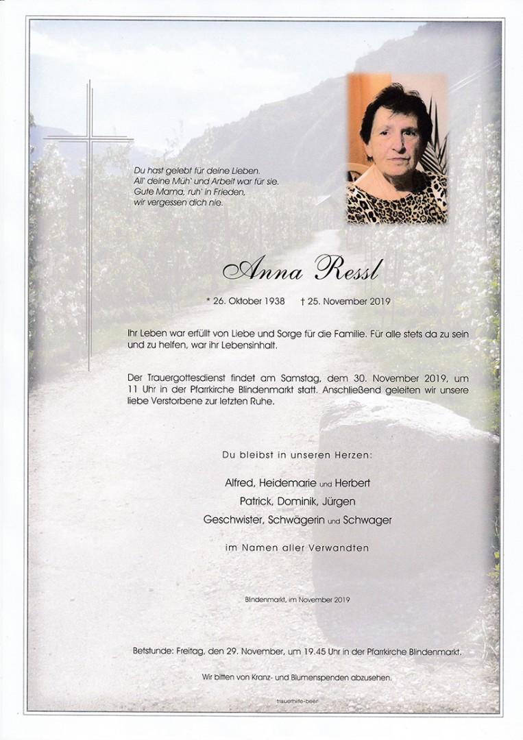 Parte Anna Ressl