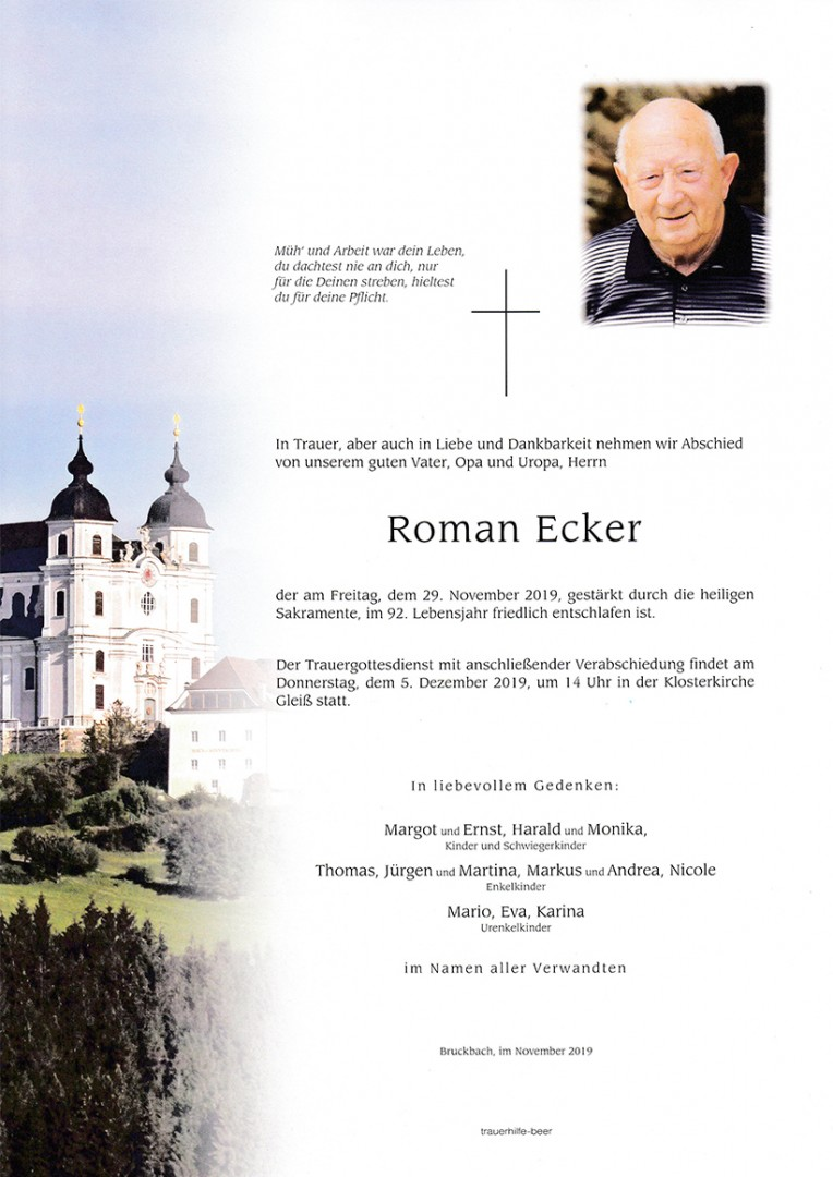 Parte Roman Ecker