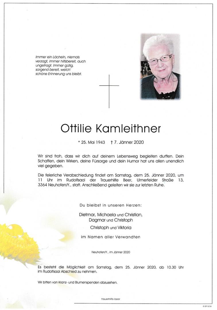 Parte Ottilie Kamleithner