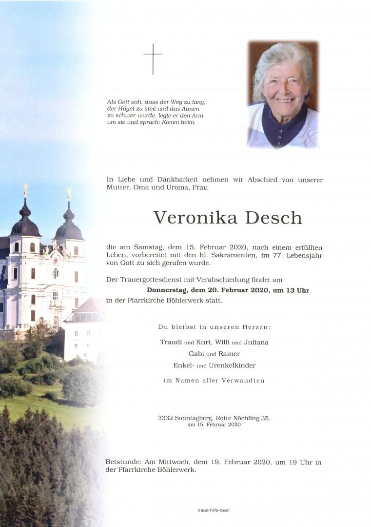 Parte Veronika Desch