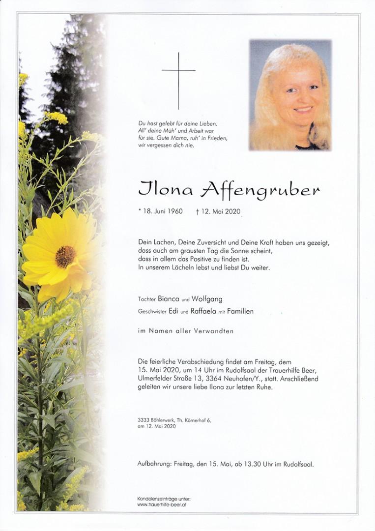 Parte Ilona Affengruber