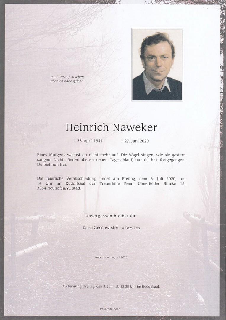 Parte Heinrich Naweker