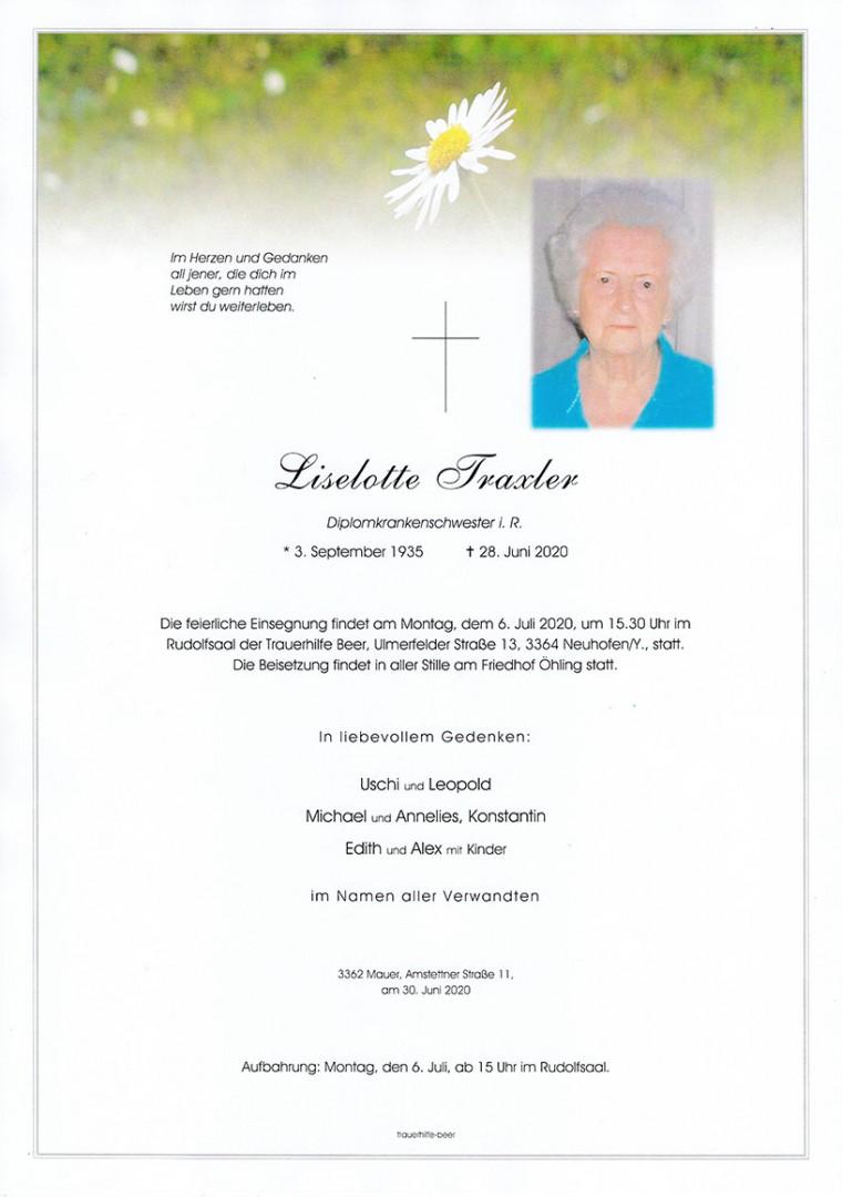 Parte Liselotte Traxler