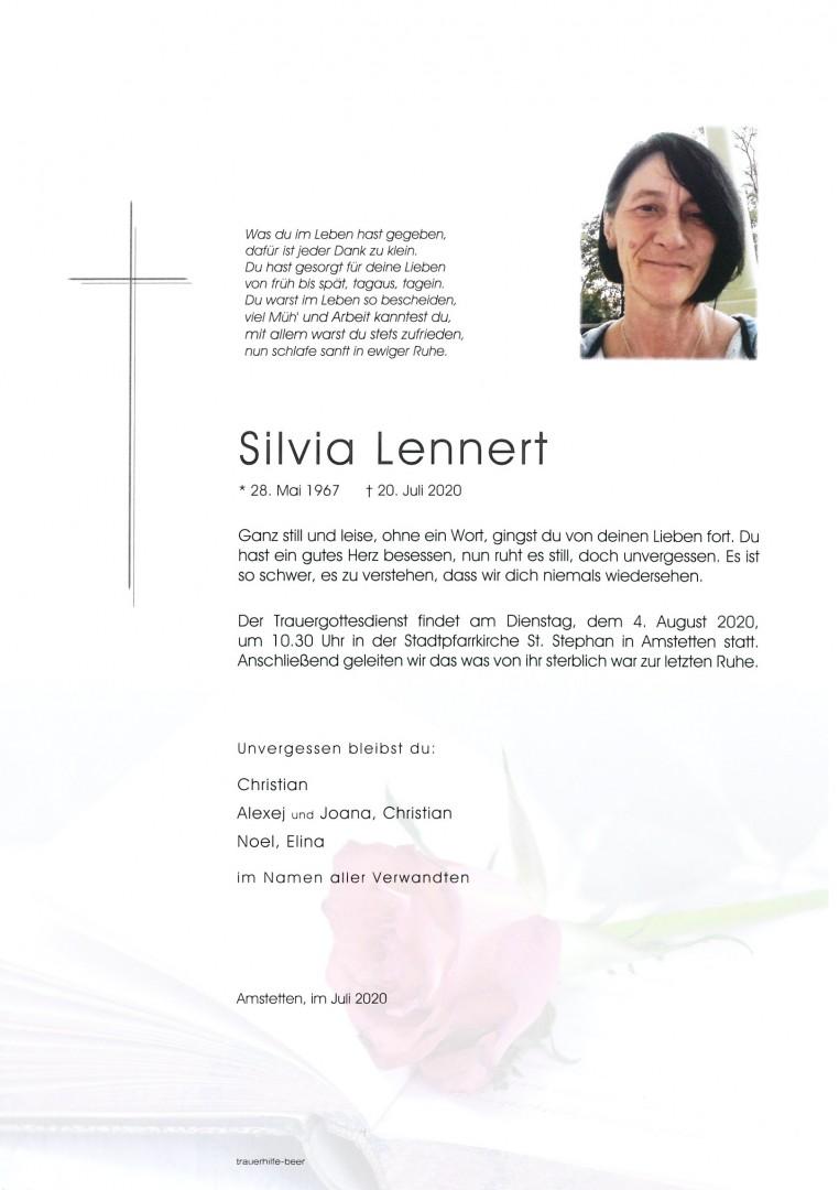 Parte Silvia Lennert