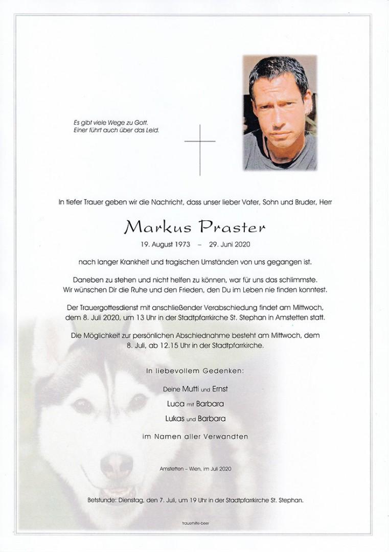 Parte Markus Praster