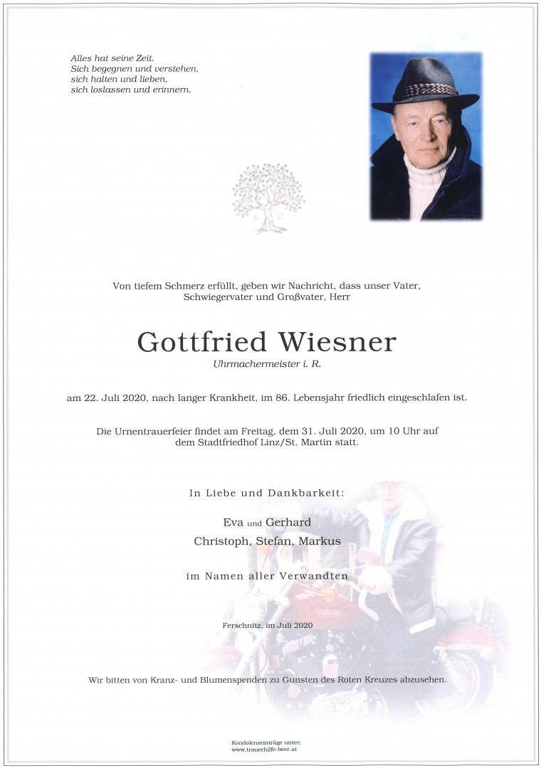 Parte Gottfried Wiesner