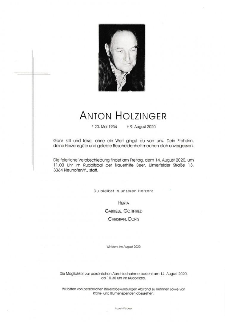 Parte Anton Holzinger