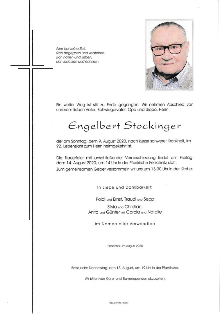 Parte Engelbert Stockinger