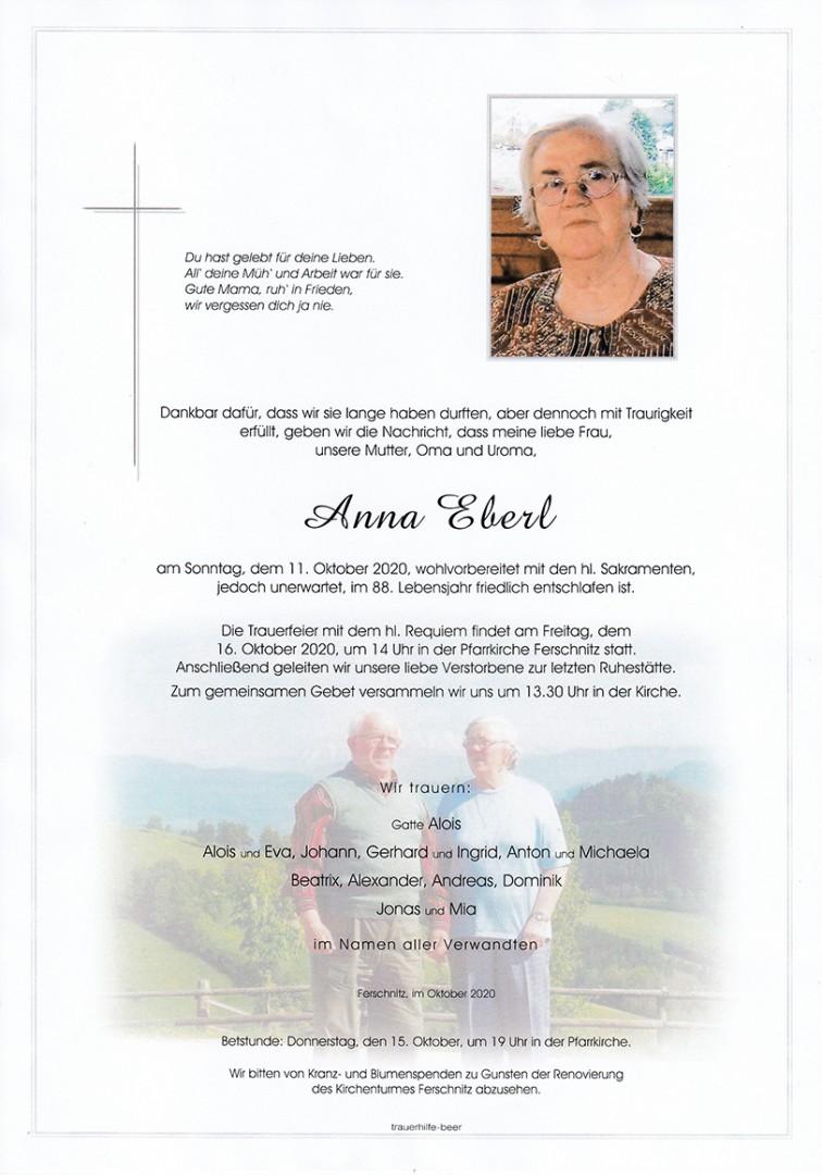 Parte Anna Eberl
