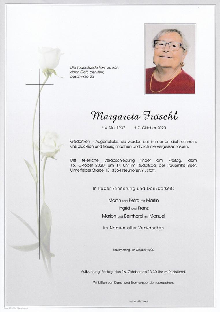 Parte Margareta Fröschl
