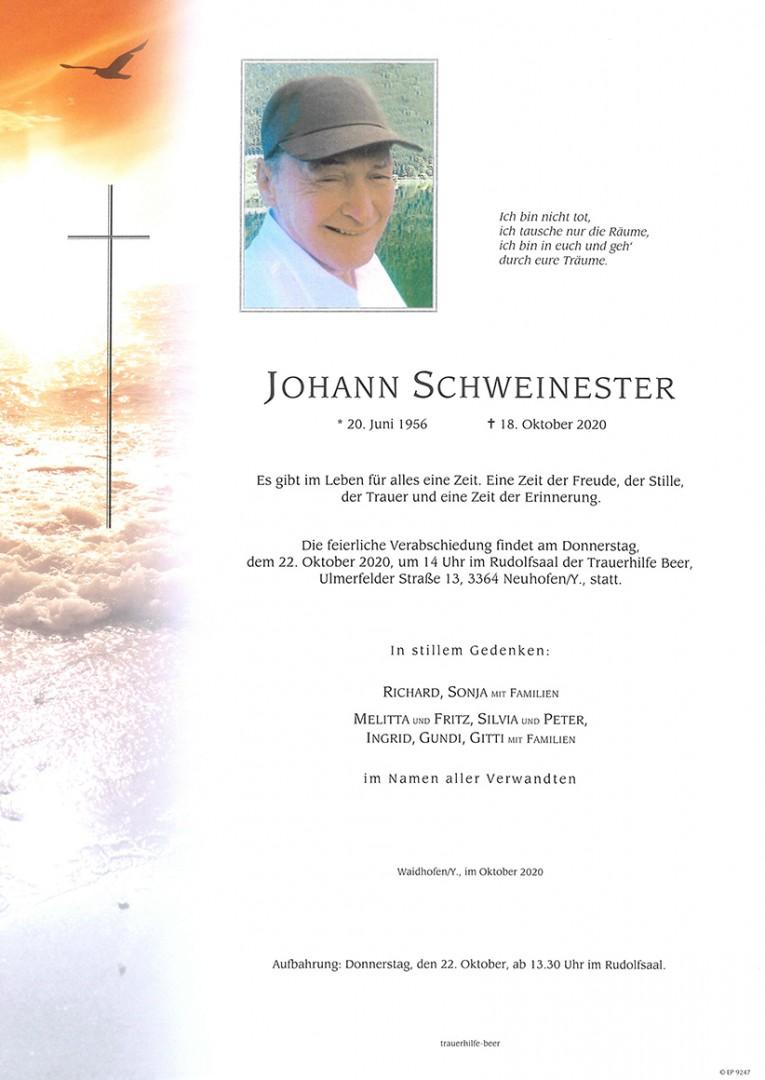 Parte Johann Schweinester