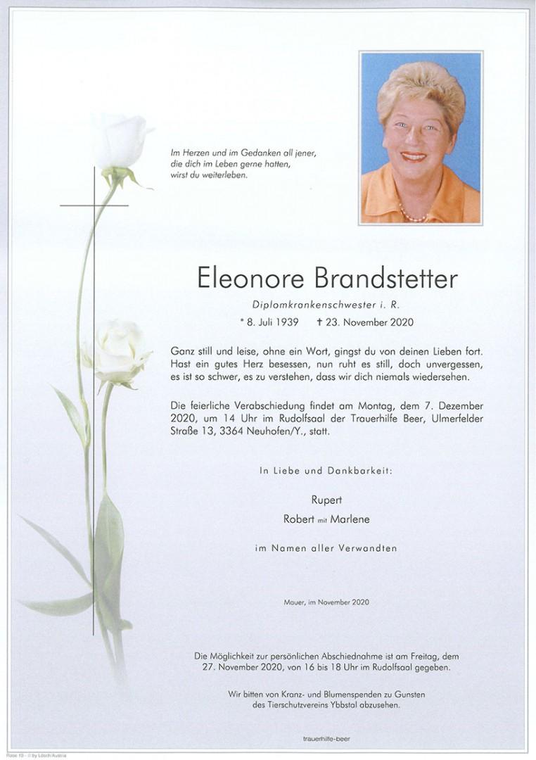 Parte Eleonore Brandstetter