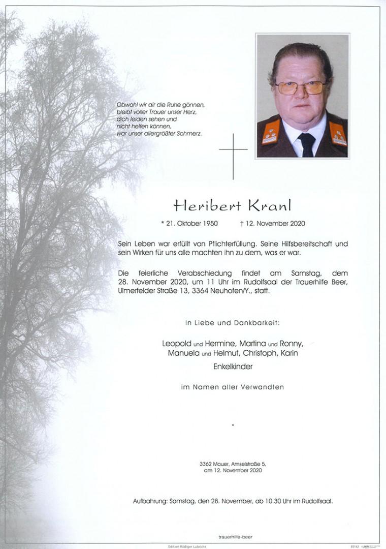 Parte Heribert Kranl