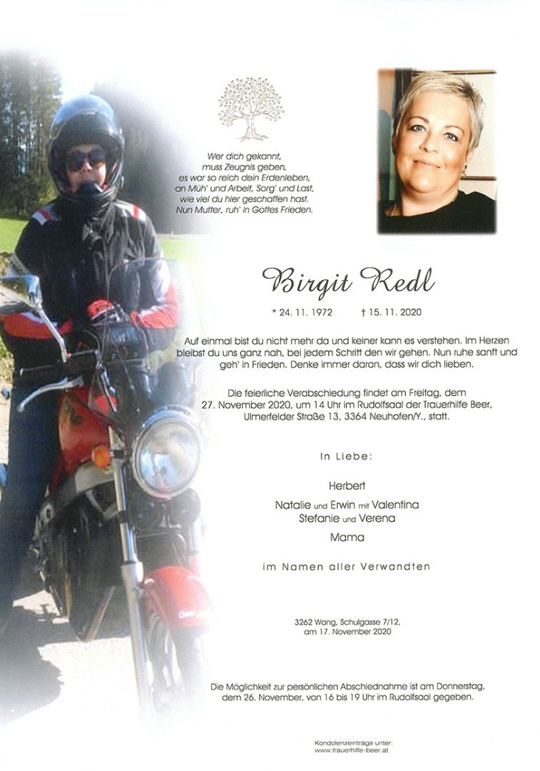 Parte Birgit Redl