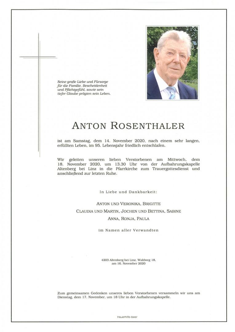 Parte Anton Rosenthaler