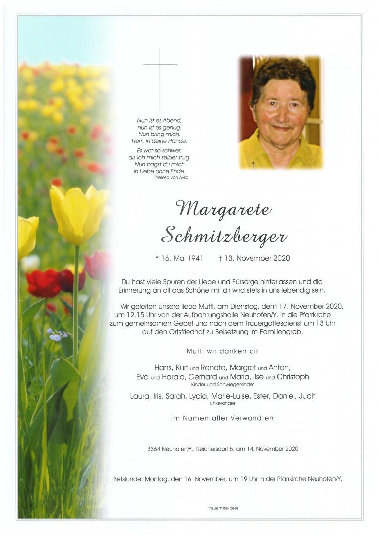 Parte Margarete Schmitzberger