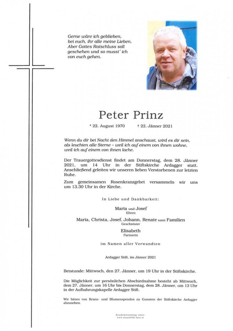 Parte Peter Prinz