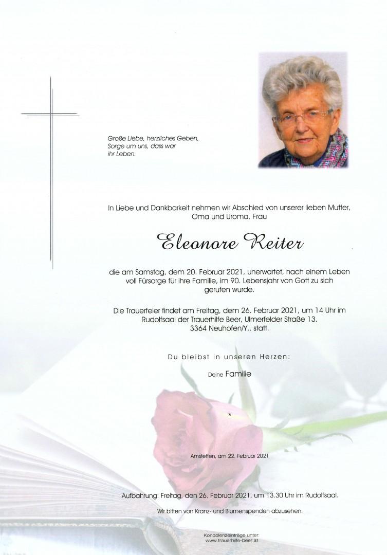 Parte Eleonore Reiter