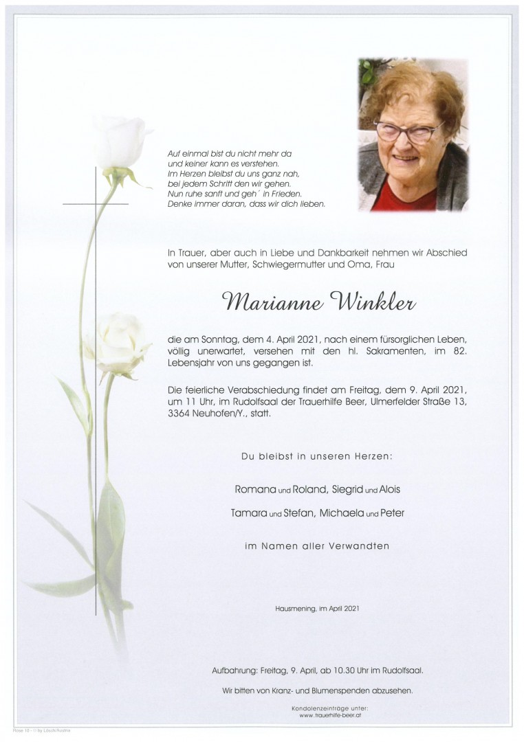 Parte Marianne Winkler