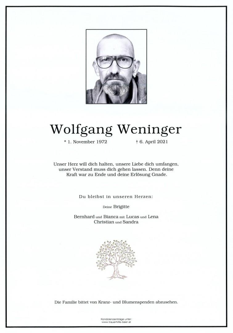 Parte Wolfgang Weninger