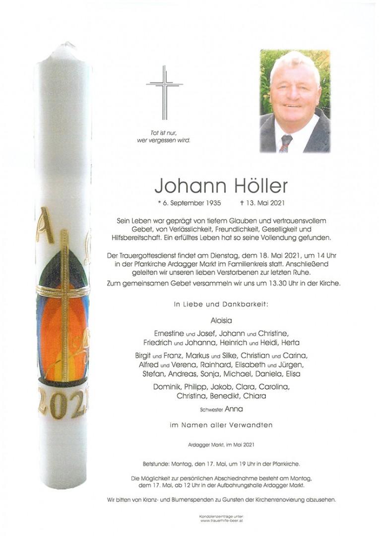 Parte Johann Höller