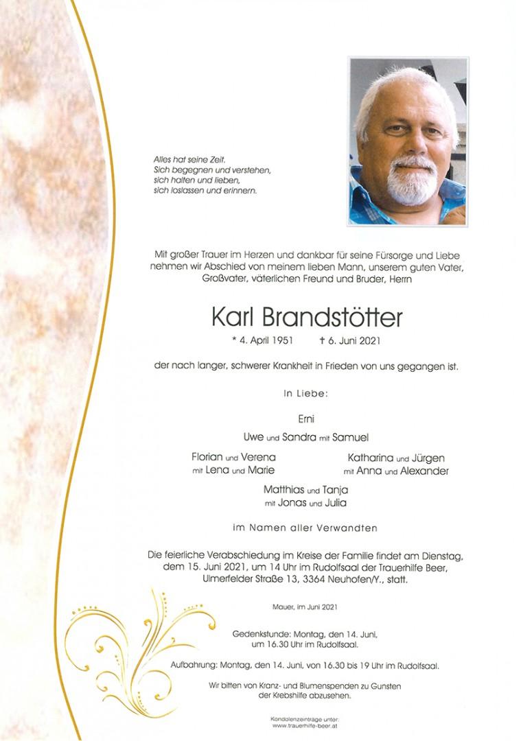 Parte Karl Brandstötter