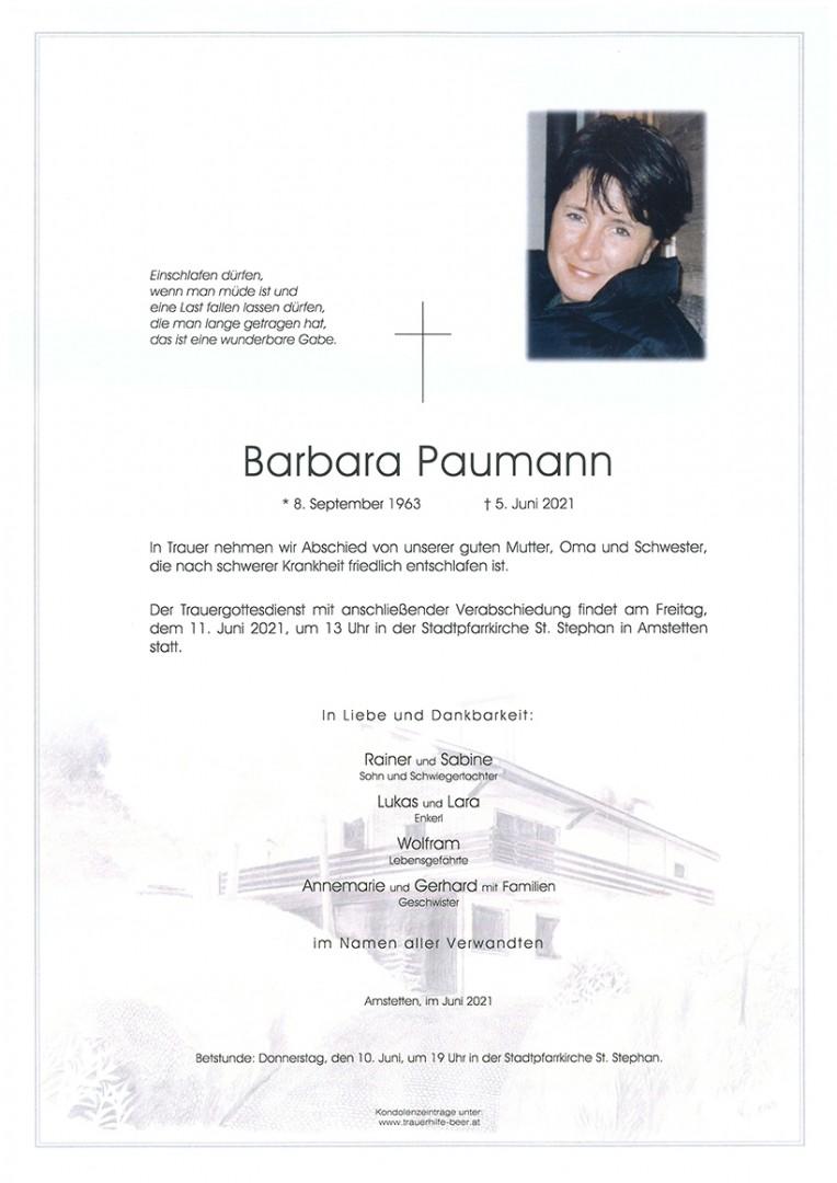 Parte Barbara Paumann