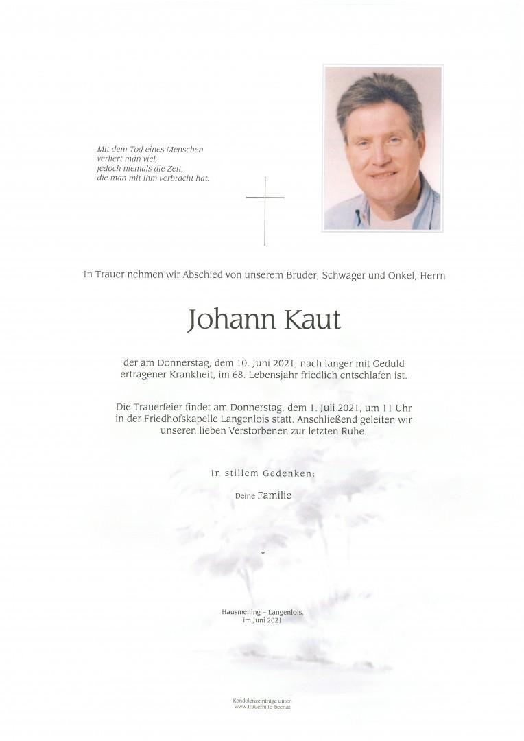 Parte Johann Kaut