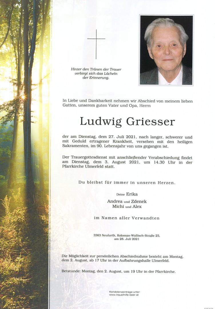 Parte Ludwig Griesser