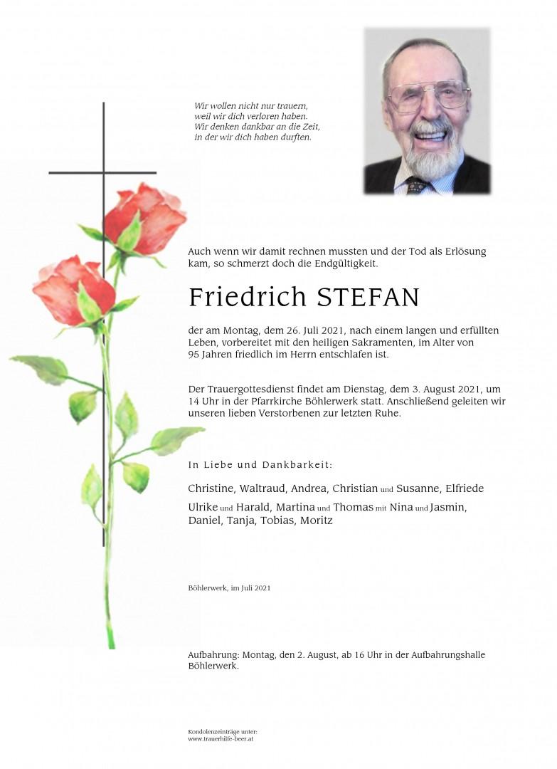 Parte Friedrich STEFAN