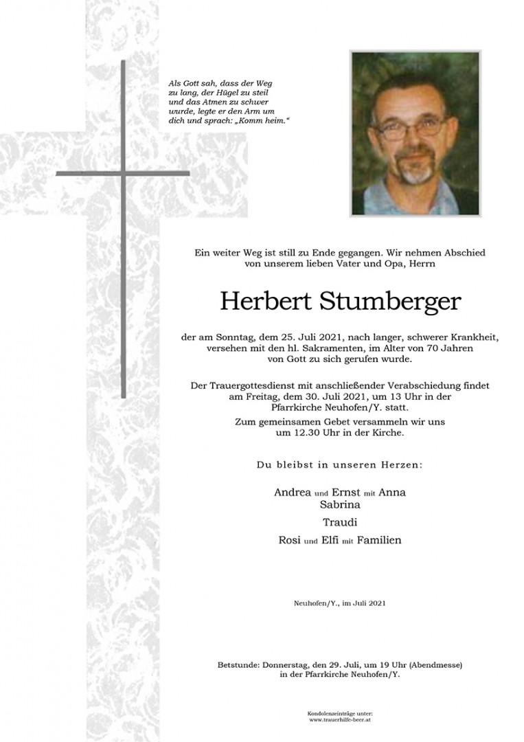 Parte Herbert Stumberger