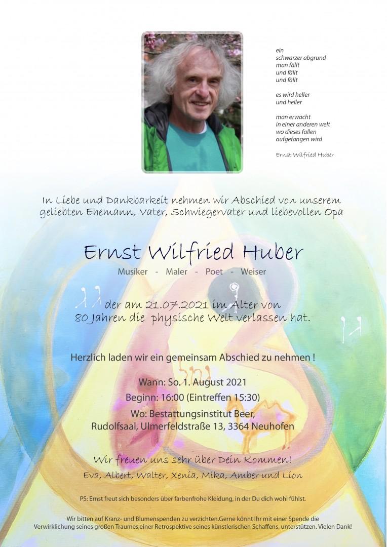 Parte Ernst Wilfried Huber