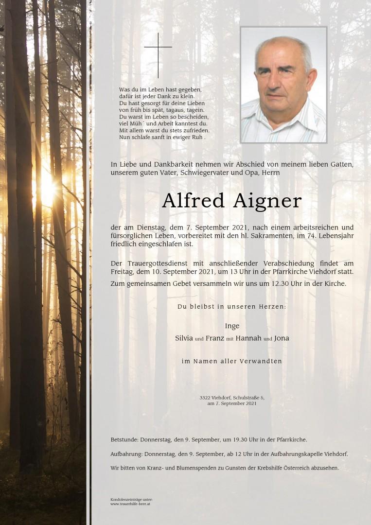 Parte Alfred Aigner