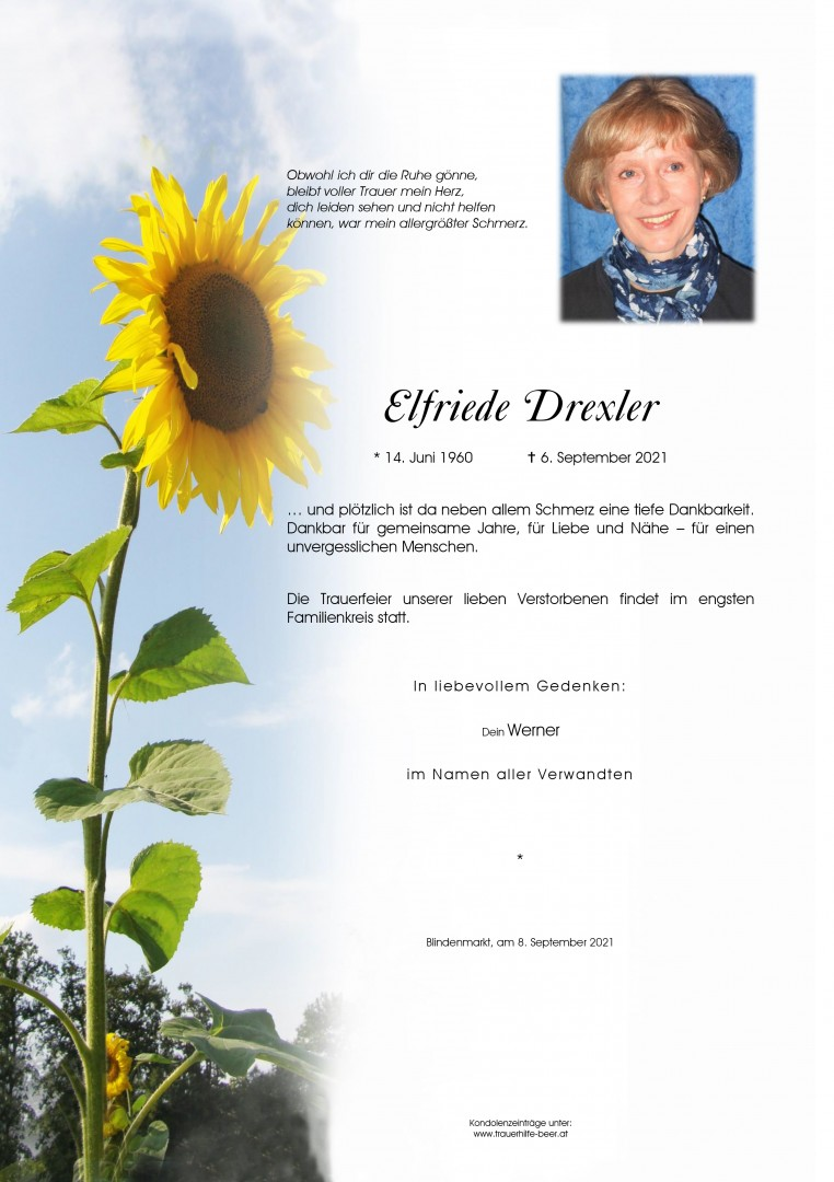 Parte Elfriede Drexler