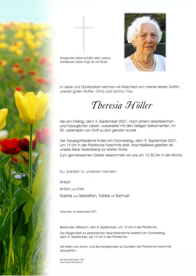 Parte Theresia Höller