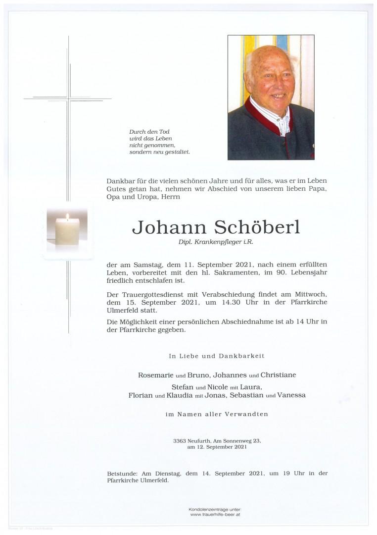 Parte Johann Schöberl