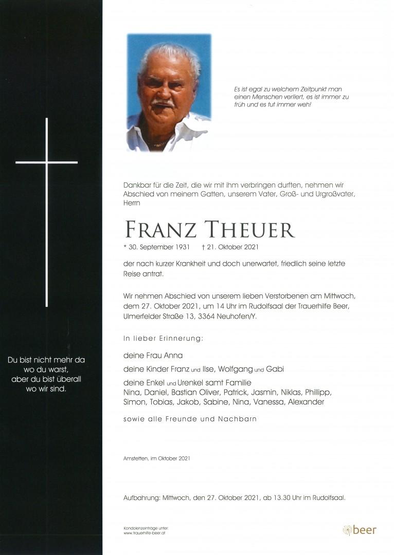 Parte Franz Theuer