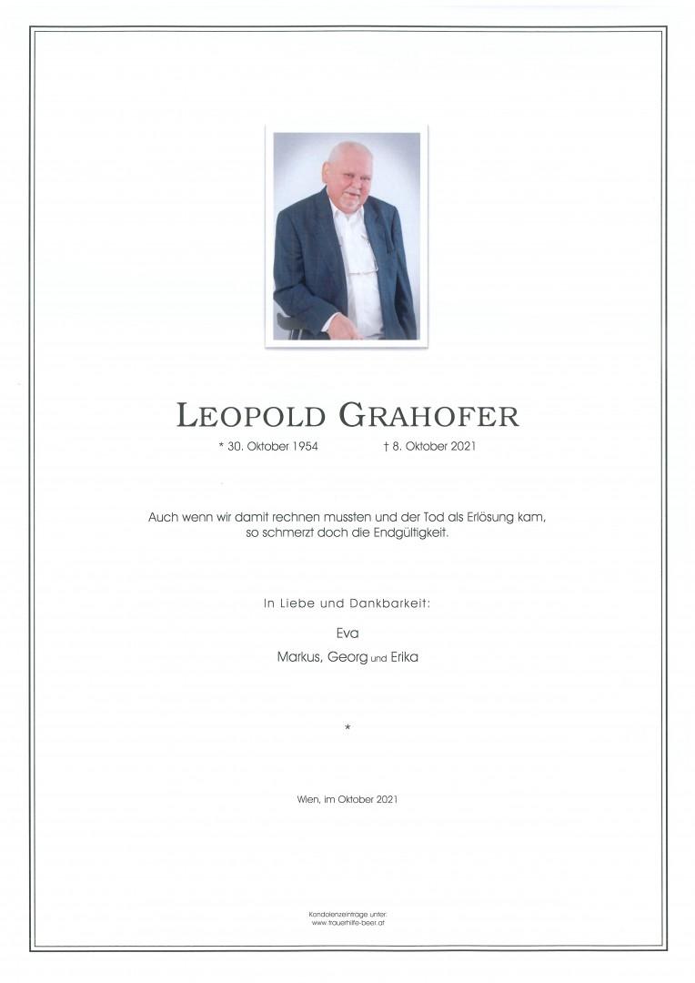 Parte Leopold Grahofer