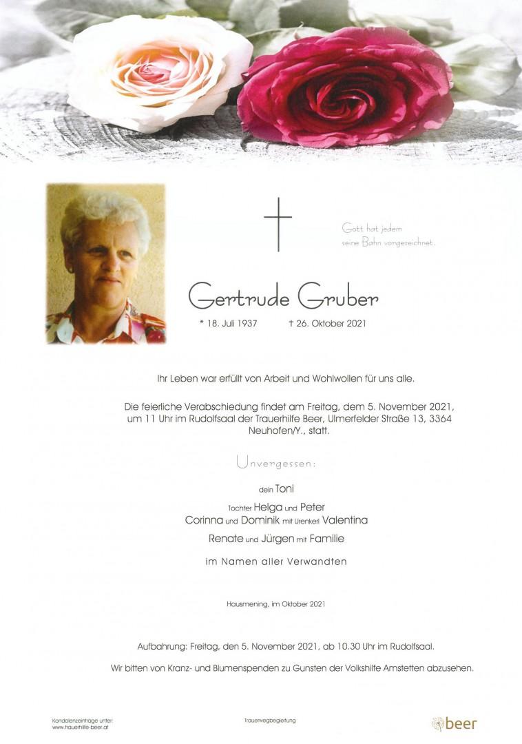 Parte Gertrude Gruber