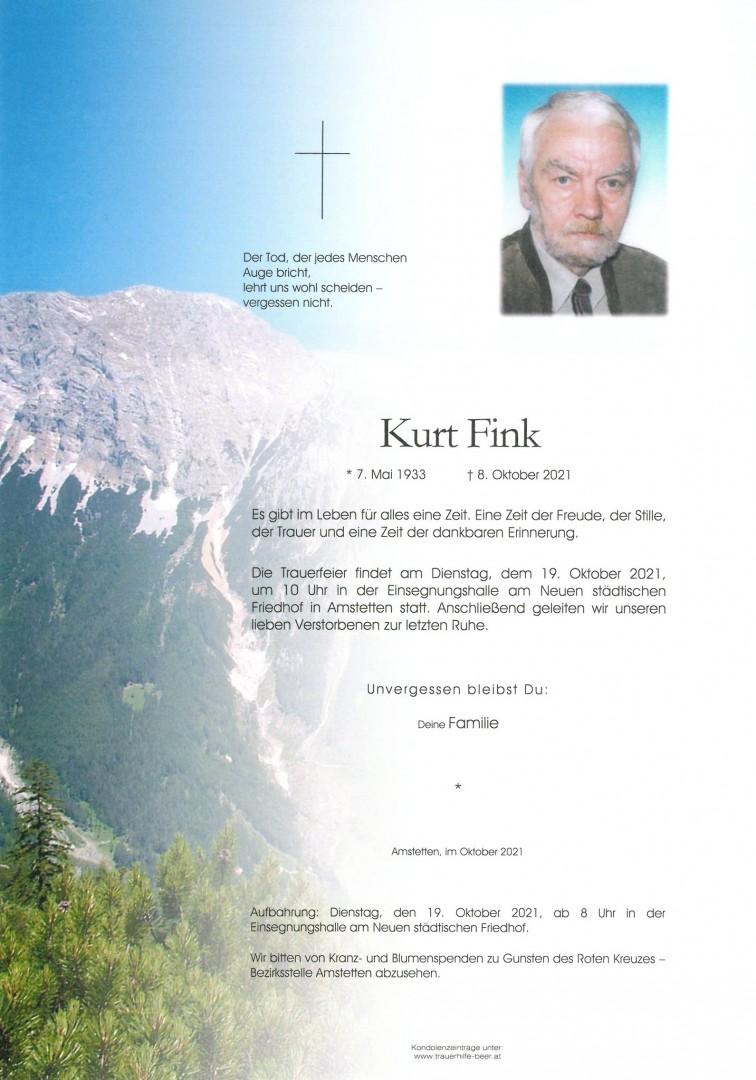 Parte Kurt Fink