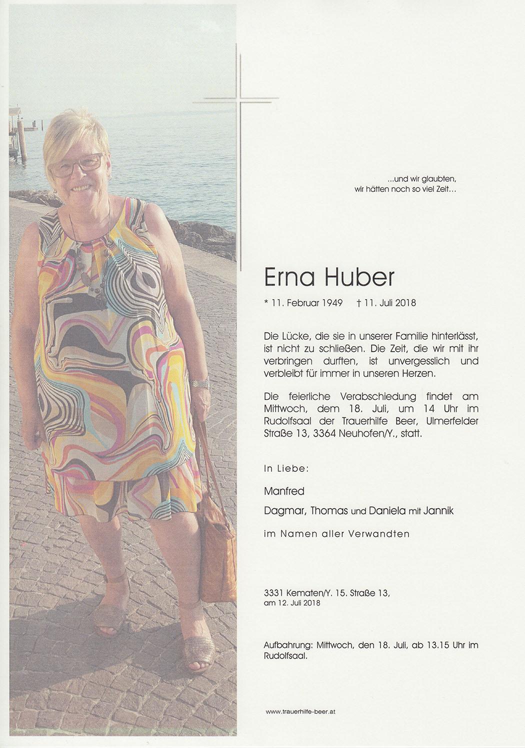 Parte Erna Huber