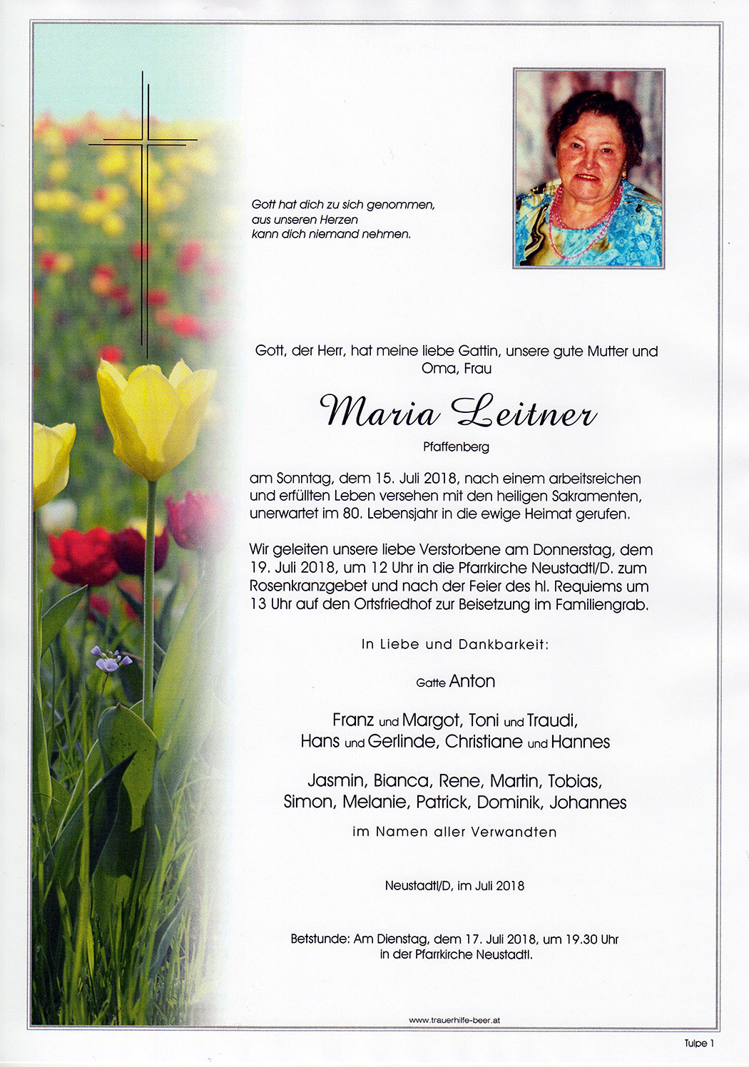 Parte Maria Leitner