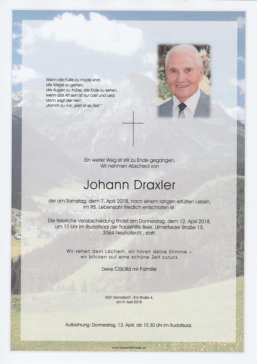 Johann Draxler