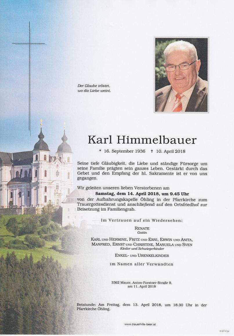 Karl Himmelbauer
