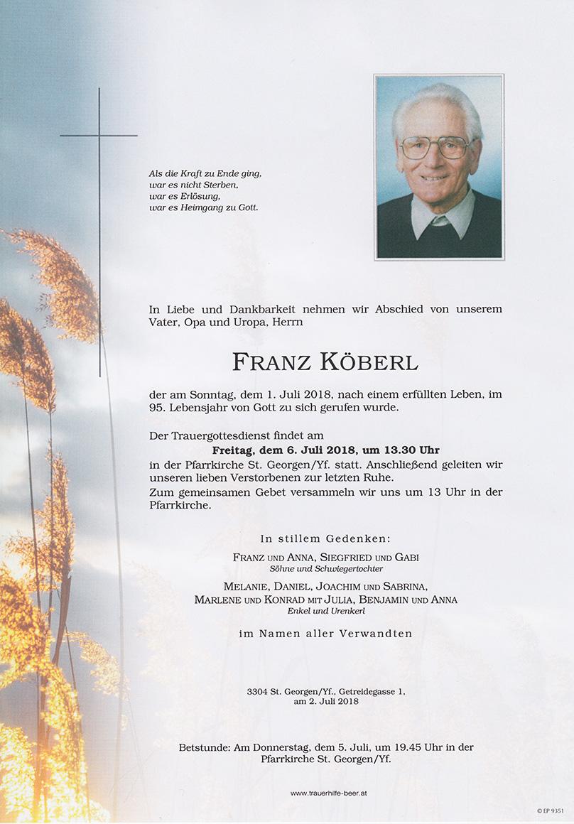 Franz Köberl