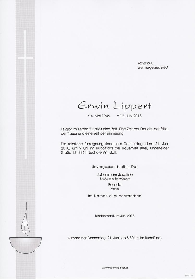 Erwin Lippert