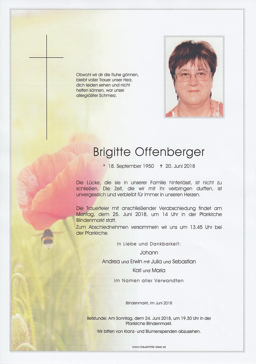 Brigitte Offenberger