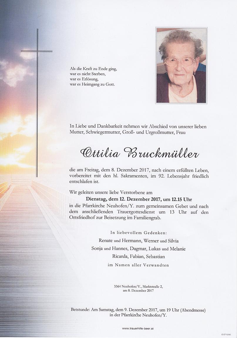 Ottilia Bruckmüller