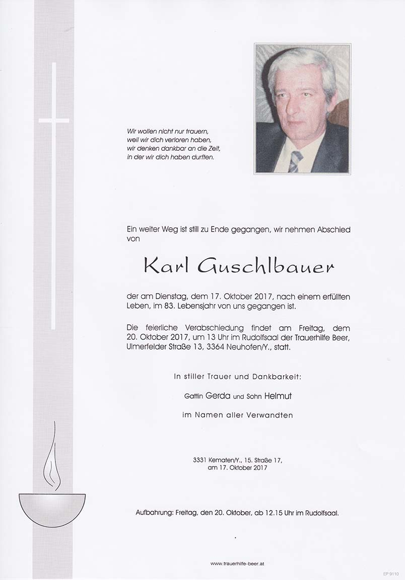 Karl Guschlbauer